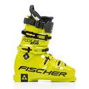 FISCHER〔フィッシャー スキーブーツ〕<2019>RC4 PODIUM 130〔yellow/yellow〕【送料無料】 旧モデル 型落ち メンズ レディース【TNPD】