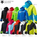 【エントリーで最大24倍!10/25限定】スキー ウェア DESCENTE デサント ジャケット メンズ mens 2020 S.I.O JACKET 60/DWUOJK55 MUJI 19-20 旧モデル