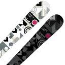 18-19 Swallow Ski〔スワロー スキー板〕<2019>COSMIC SURF KIARA +XPRESS W 10【金具付き・取付送料無料】【RSS】
