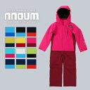 NNOUM ノアム スキーウェア ジュニア キッズ Juni...