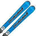 スキー板 OGASAKA オガサカ ジュニア <2021> J-1 + SLR 7.5 GW AC ビンディング セット 取付無料 20-21 NEWモデル