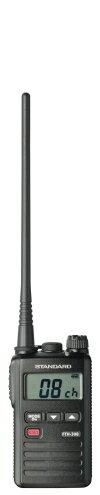 FTH-308L 八重洲無線 スタンダード 特定小電力無線機 ロングアンテナ トランシーバー 送料無料 smtb-u 05P01Oct16