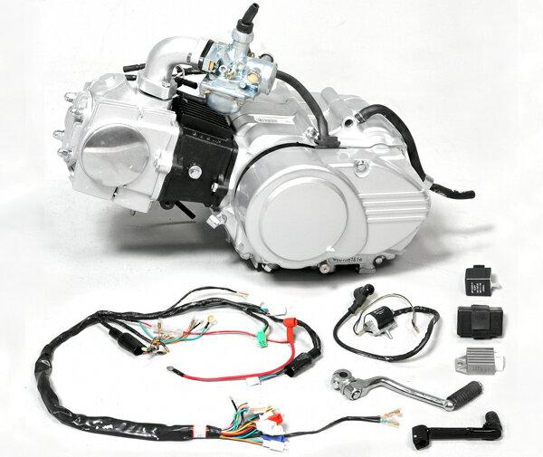90ccエンジン 12Vオールキット 4速≪田中商会★モンキー田中≫【smtb-MS】