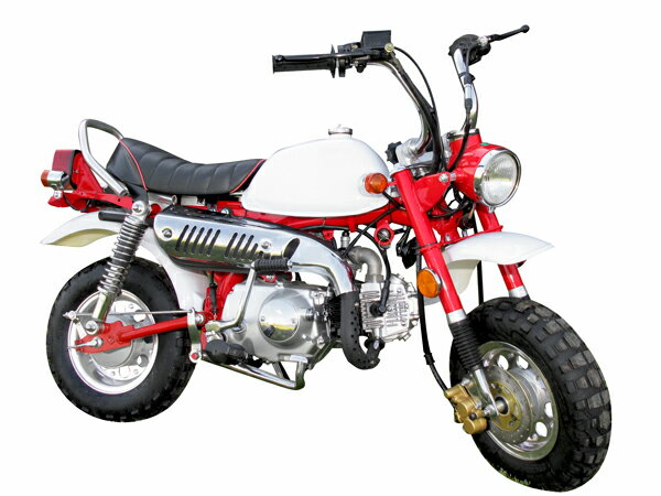 【新車】キットバイクタイプTL レッド 50c...の紹介画像3