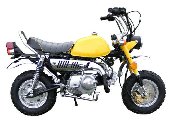 【新車】キットバイクタイプTL イエロー 90...の紹介画像3