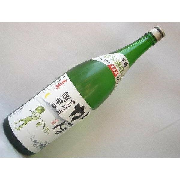 日本酒 米鶴 よねつる かっぱ 特別純米 超辛口...の商品画像