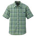 ショッピングモンベル mont-bell WIC.ライト シングルポケット ハーフスリーブシャツ Men's フォレスト モンベル【正規品】