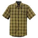 ショッピングモンベル mont-bell WIC.ライト シングルポケット ハーフスリーブシャツ Men's タン(TN)モンベル【正規品】