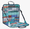 Burton Ideltime Chair 2018SS Block Quilt Print