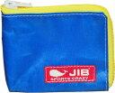 JIB マイクロクラッチ MC12 ロケットブルー×イエロー/レッドタグ*12×9.5cm *即日発送可/メール便可
