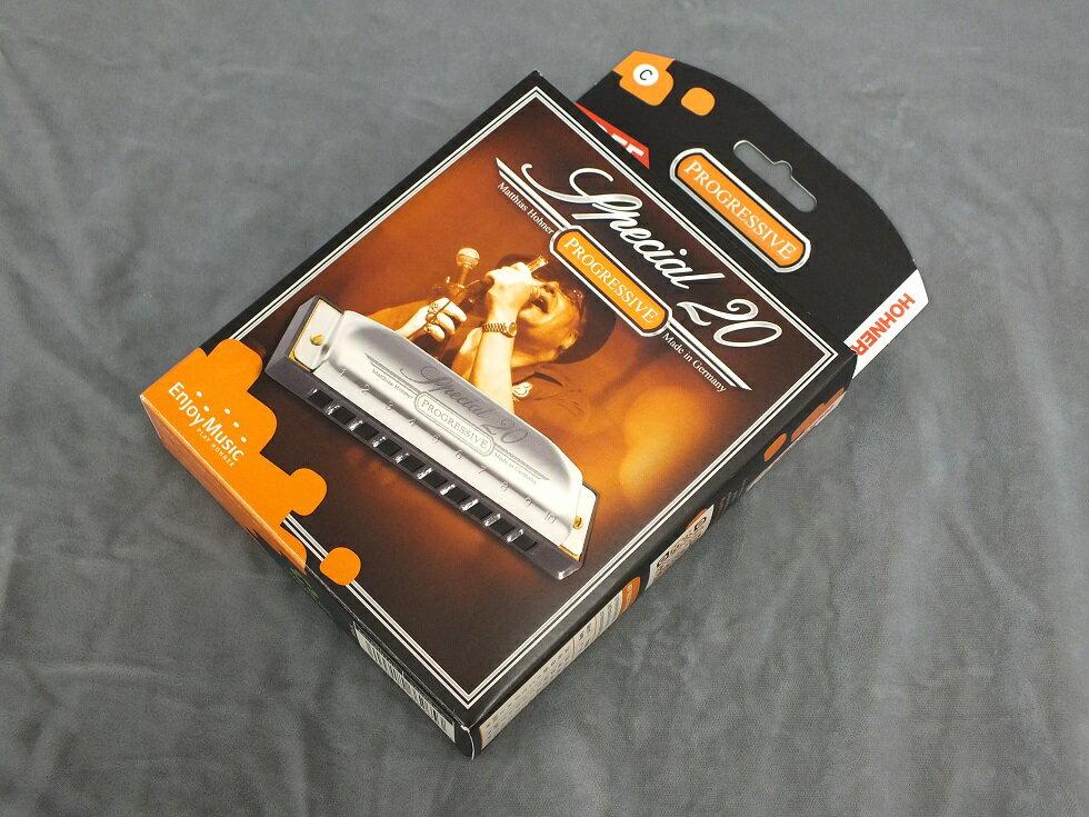 HOHNER Special 20 Classic (スペシャル20) 【ブルースハープ】