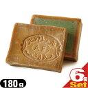 ショッピング無添加せっけん 『あす楽対象』『送料無料』『無添加石けん』アレッポの石鹸 エキストラ40(Aleppo soap extra40) 180g x 6個セット【smtb-s】