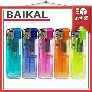 『あす楽対象』『使い捨てライター』BAIKAL(バイカル) プッシュ式電子ライター x1本