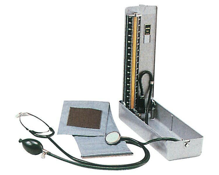 水銀血圧計(聴診器付) 300-DS 松吉医科器械