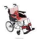 介助型車いす MPR-2 座幅40cm ミキ 車椅子 介護用品 hkz