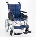 アルミ介助用車いす セレクト30 背折・介助ブレーキ付 KS30 車椅子 介護用品 hkz