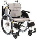 ネクストコア・マルチ 自走用車いす NEXT-31B 跳ね上げ・スイングアウト 車椅子 介護用品 hkz