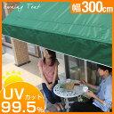 ★新発売記念 9,980円★【送料無料/在庫有】 つっぱり 300cm オーニング オーニングテント