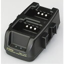 アルインコ 【DJ—P45用オプション】ツイン連結充電スタンド EDC-177R