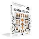 クリプトン・フューチャー・メディア K-SIZE ENGINE EDITION ソフトウェア音源(テックハウス〜ミニマル) BS455【納期目安:1週間】