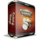 クリプトン・フューチャー・メディア SDX CUSTOM & VINTAGE ソフトウェア音源(SUPERIOR DRUMMER 2.0 拡張音源) SDXCV【納期目安:1週間】