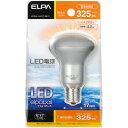 ELPA LED電球ミニレフ形(電球色相当) 4901087196449