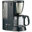 楽天:EC-AS60 象印 コーヒーメーカー 「珈琲通」 ステンレスブラック EC-AS60-XB【納期目安:約10営業日】