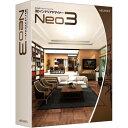 メガソフト 3DインテリアデザイナーNeo3 ME100MB【納期目安:追って連絡】
