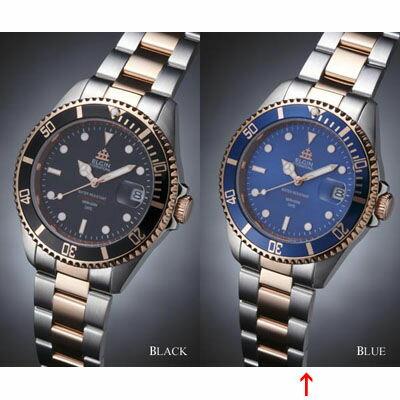 【手数料無料】エルジン 自動巻き FK1405PS-BLN ブルー Lig325-BLN 【送料無料】自動巻き FK1405PS-BLN ブルー (Lig325BLN)