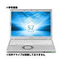 パナソニック Let'sNote/SZ6 Let'sNote SZシリーズ CF-SZ6RDFVS