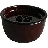 アサヒ興洋 茶こぼし こげ茶 ( 建水 出がらし入れ ) 4901029125551