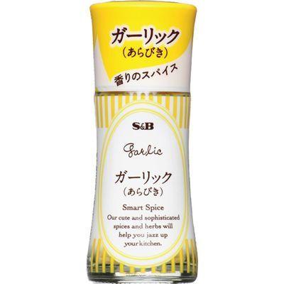 エスビー食品 スマートスパイス ガーリック(あらびき) 9g E236586H