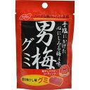 ノーベル製菓 ノーベル 男梅 グミ 38g×6袋 E270117H