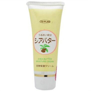 東京企画販売 トプラン うるおい成分シアバター 全身保湿クリーム 40g E299555H