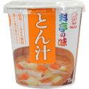 マルコメ マルコメ カップ 料亭の味 とん汁 1食×6個 E384385H