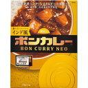 大塚食品 ボンカレーネオ 薫り立つスパイスインド風 辛口 210g E416678H