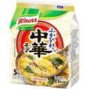 味の素 クノール ふかひれ入り中華スープ 5食入 X515750H