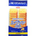ヤマザキビスケット 【ケース販売】ヤマザキビスケット ルヴァン チーズサンド 18枚×10袋 E478842H