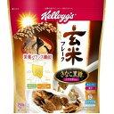 其它 - 味の素 ケロッグ 玄米フレーク きなこ黒糖 袋 200g E478272H