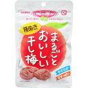 カンロ 【ケース販売】カンロ まるごとおいしい干し梅 24g×6袋 E488335H