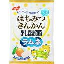 ノーベル製菓 【ケース販売】ノーベル はちみつきんかん乳酸菌ラムネ 70g×6袋 E495290H