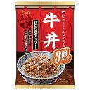 エスビー食品 どんぶり党 牛丼 120g×3袋 E496915H
