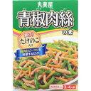 丸美屋食品工業 青椒肉絲の素 160g E497371H
