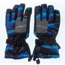 エァウォーク 【レディース用】 スキー スノボー 手袋 グローブ AWー6222 ネイビー サイズ=L (ネイビーサイズ=L) AW-6222-NVL
