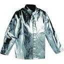 ショッピングトラスコ中山 トラスコ中山 JUTEC 耐熱保護服 ジャケット Lサイズ tr-2063503
