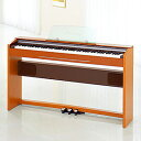 (88鍵盤)本格電子ピアノ「Privia」スタンド・ペダル一体型モデルカシオ PX-720C