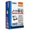 Serial ATA 内蔵型HD 80GB (2.5型)ロジテック LHD-NA80SAK