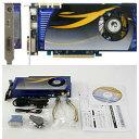 【送料無料】(PCIExp 512MB) GeForce9800GTX+搭載PCI Express2.0x16バス用ビデオカード (GDDR3-SDRAM 512MB)玄人志向 GF9800GTX+-E512G