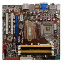 【送料無料】NVIDIA GeForce 9300チップセットを搭載したLGA775用microATXマザーボードASUS (アスース) P5N7A-VM