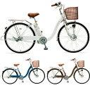 (26型)電動ハイブリッド自転車eneloop bike(エネループバイク)サンヨー CY-SPE226【1週間程の納期、予約品】となります。